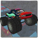 3D Monster Truck Jam TOP GAME