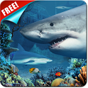 Shark Reef Live Wallpaper - ����� ����