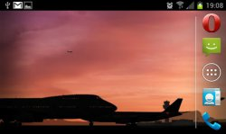 Airplanes Live Wallpaper