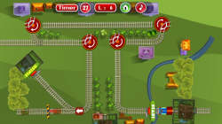 Express Train New Puzzle Games