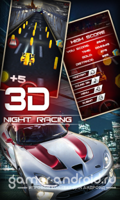 Night Racing 3D - Ночные гонки