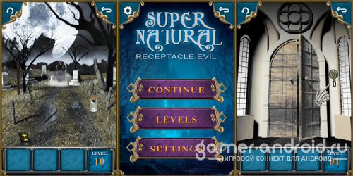 Supernatural: Evil receptacle