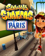 Subway Surfers - Paris - ����������� ����� ���������� ����