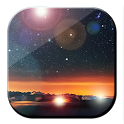 Galaxy Sky HD Live Wallpaper - живые обои