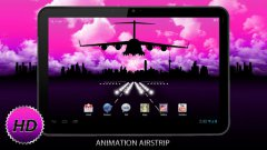Aircraft Pro Live Wallpapers