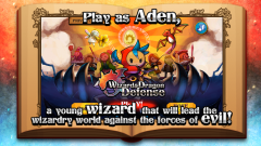 Wizard and Dragon Defense