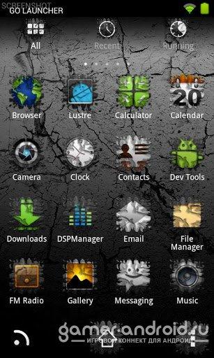 Launcher для Android crack
