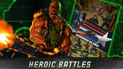 G.I. JOE: BATTLEGROUND - Бросок Кобры игра для Android