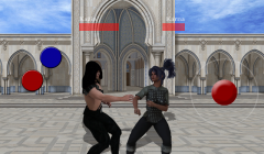 Tourney Fighter, Fighting game