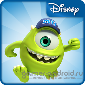 Monsters, Inc. Run - ���������� ��������. �����