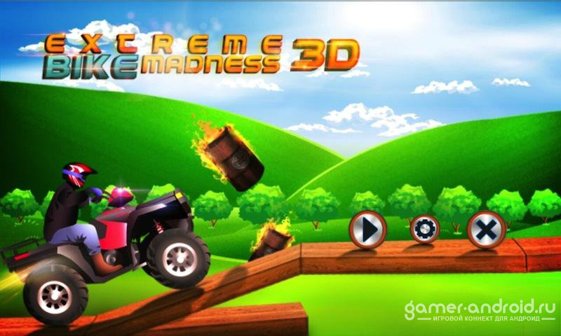 stunt moto игра