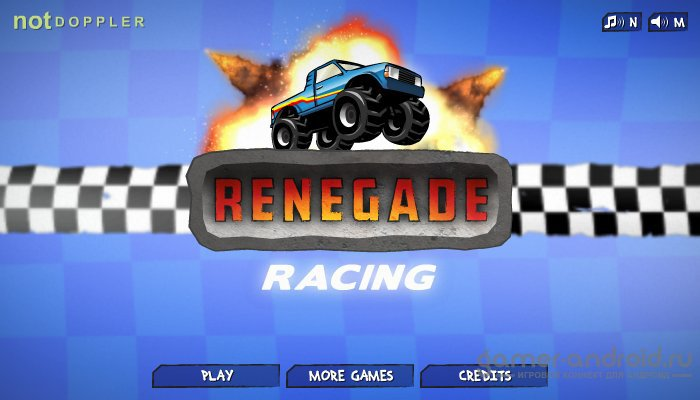 Renegade Racing - ���������� ����� � ������������ �����������