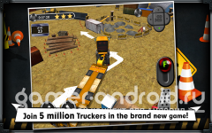 Trucker: Construction Parking Simulator