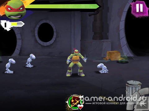 Mutant Rumble - ��������� ������ ��� Android