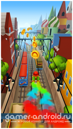 Subway Surfers - Moscow