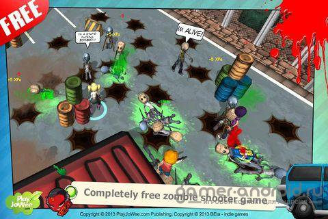 Zombie Survival Battle