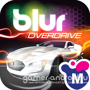 Blur Overdrive [Full+Mod Money, Gold]