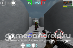 Mini CS - MultiPlayer FPS
