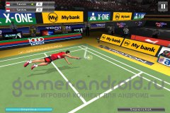 Badminton: Jump Smash - бадминтон для Android