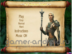 The Amazons Leader