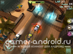 Blur Overdrive [Full+Mod Money, Gold] - гонки