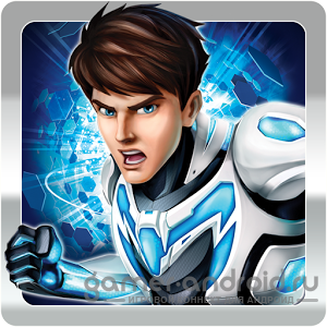 Max Steel - раннер драки