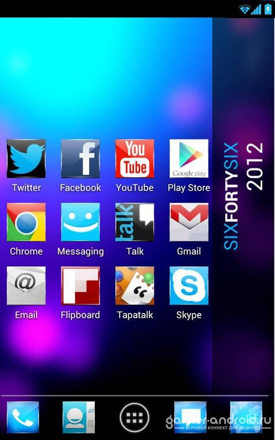 Темы Для Сони Андроид
