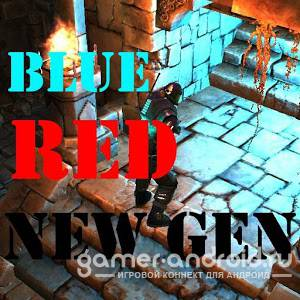 BLUERED NEW GEN