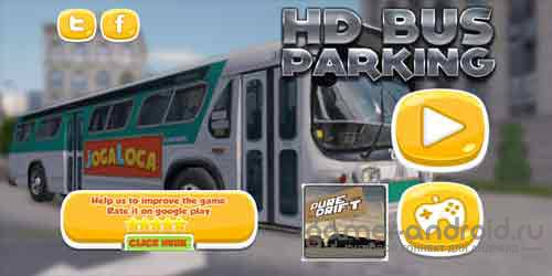 BUS PARKING HD - Автобусная Парковка