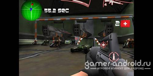 Robots Attack Shooter 3D - Атака Роботов 3д шутер