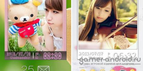 Animated Photo Frame Widget +