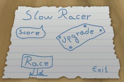 Slow Racer - Самые медленные гонки