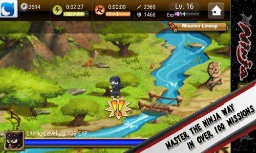 Ninja Royale v1.9.0.4.6 - мастер ниндзя для Андроид