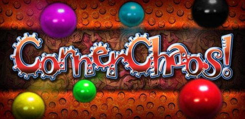 CornerChaos Pro - четыре шара в ряд