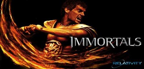 Immortals - игра по фильму