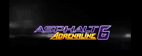 Asphalt 6 Adrenaline HD - лучшие гонки