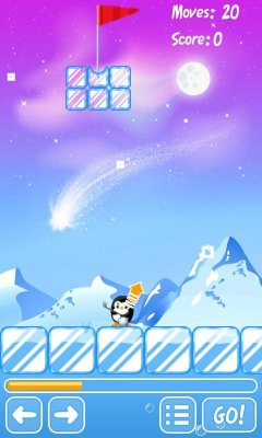 Icy Golf - Ледяной гольф