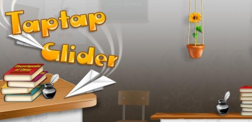 Tap Tap Glider - бумажные самолётики