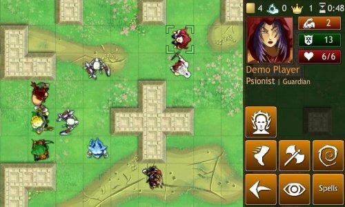 Hero Mages - Тактическая стратегия
