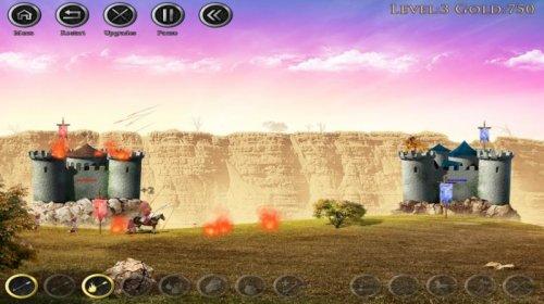 Medieval - Необычный Tower Defense