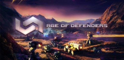 Age of Defenders - TD для планшетов Tegra 2