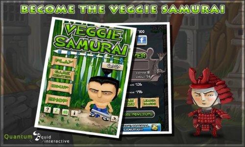 Veggie Samurai: Uprising - Cамураем