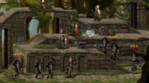 A Knights Dawn - приключения в мире фэнтези