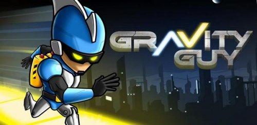 Gravity Guy - Беги, беги!