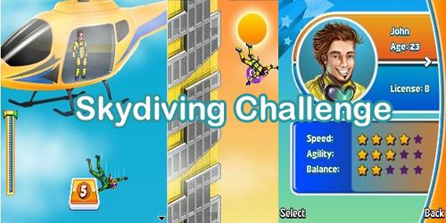 Skydiving Challenge - Парашютист