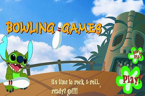 Bowling games - Боулинг
