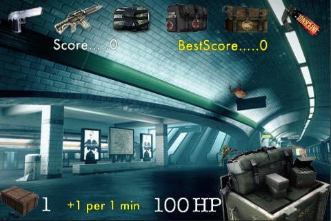 Battle Duty: Modern Field 3 - Битва в поле