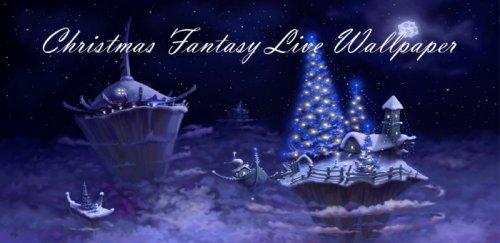 Christmas Fantasy LWP - Новогодние