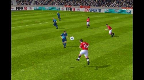 FIFA 2012 - Лучший футбол на Андроид