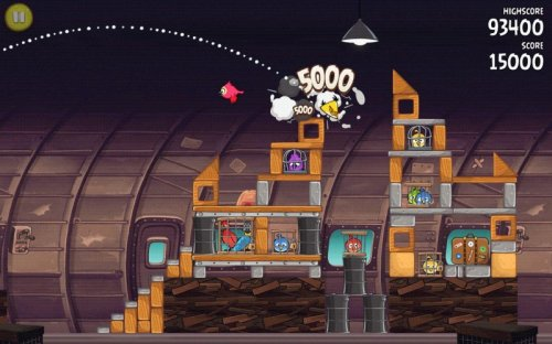 Angry Birds Rio: Smugglers' Plane - Продолжение злых птичек